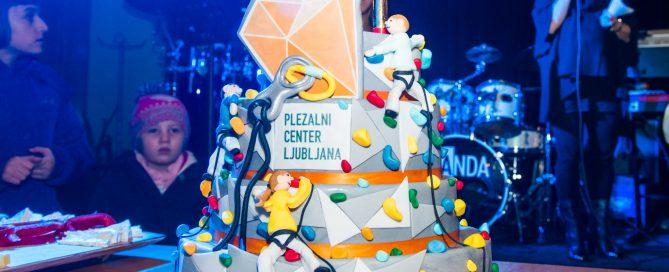 Velika rojstnodnevna, plezalna torta_RokMalek
